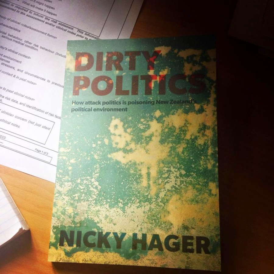 Nicky Hager Dirty Politics