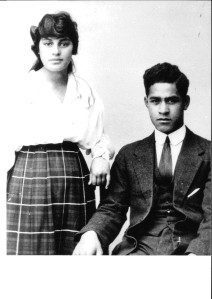 Erueti Bidois & Ataraira Edwards, 1918