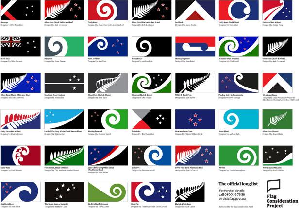 flag options